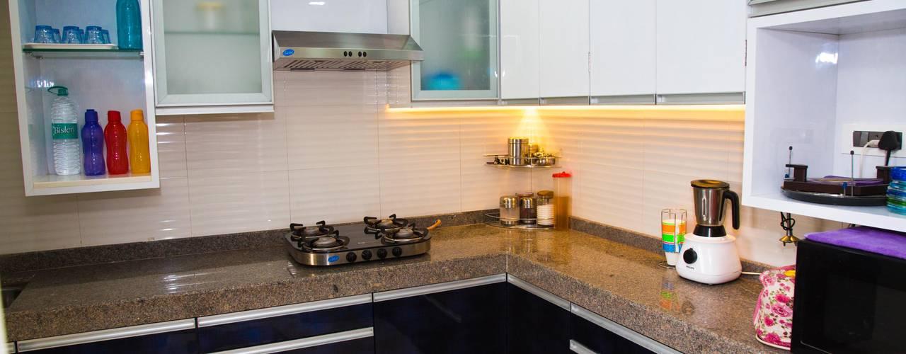 Dapur oleh homify, Modern