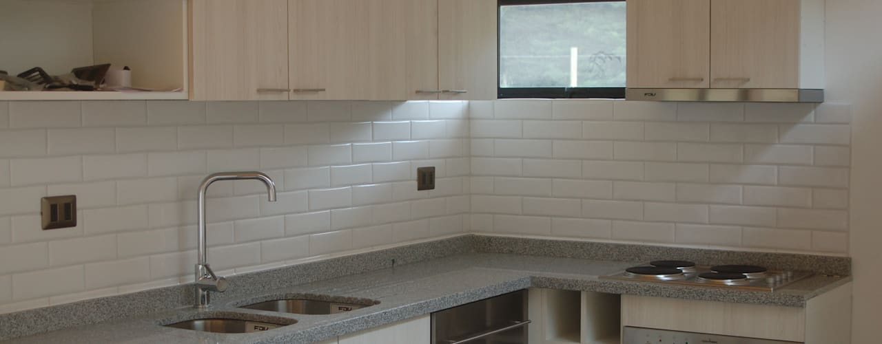 مطبخ تنفيذ Lares Arquitectura