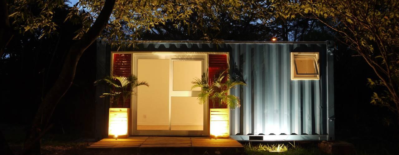 Case in stile  di Casa Container Marilia - Arquitetura em Container