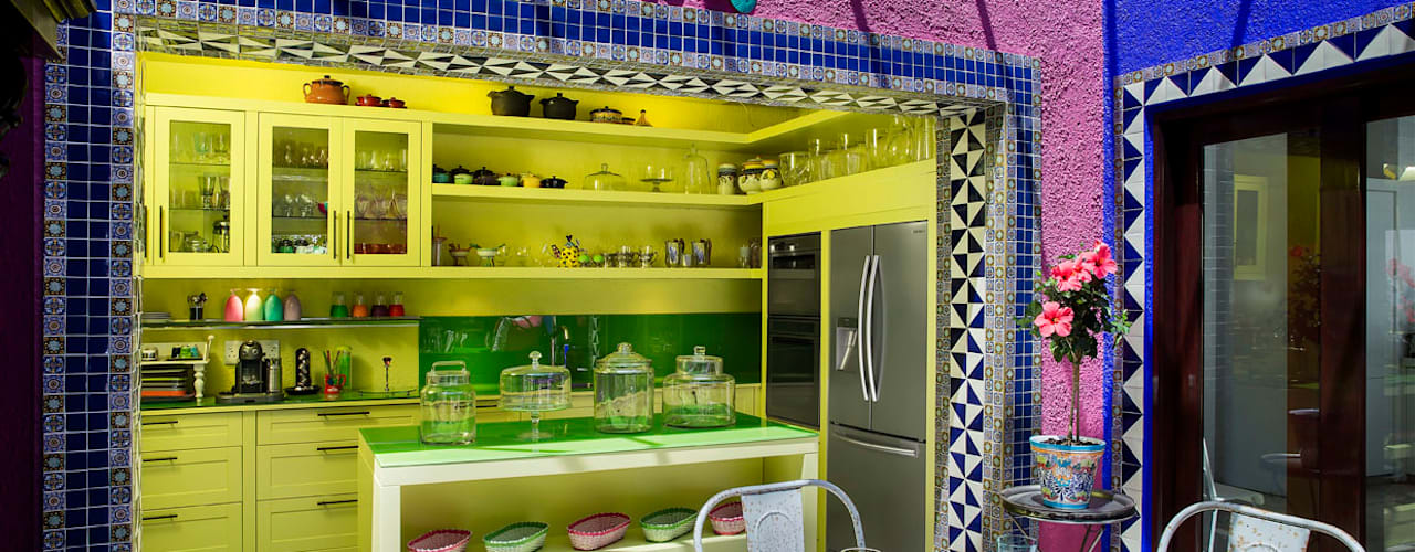 Kitchen by W Cubed Interior Design