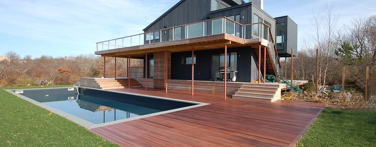Montauk House:  Houses by SA-DA Architecture