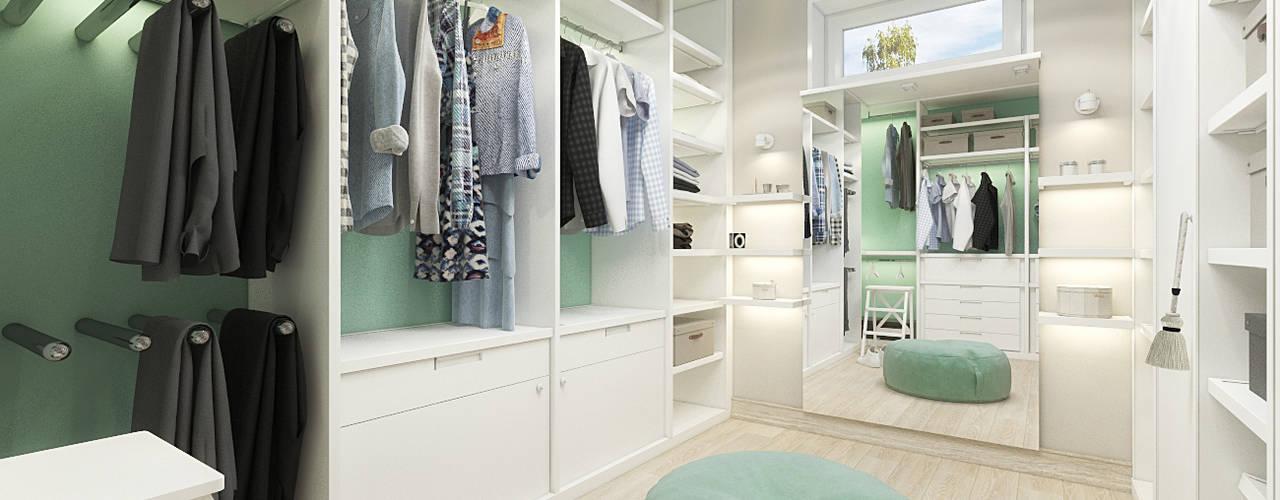 Phòng thay đồ by decoroom