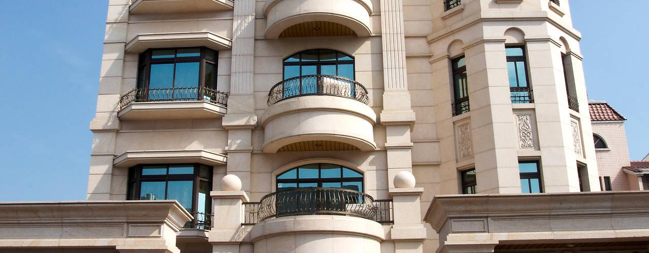歐式古典建築及室內設計家具配置 根據 傑德空間設計有限公司 地中海風