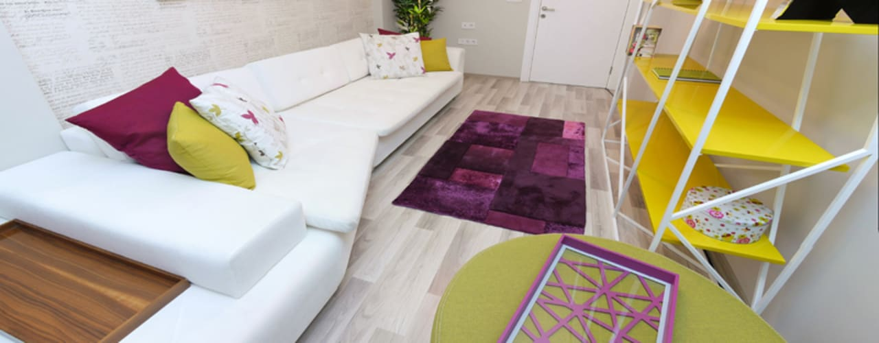MAG Tasarım Mimarlık Modern Living Room