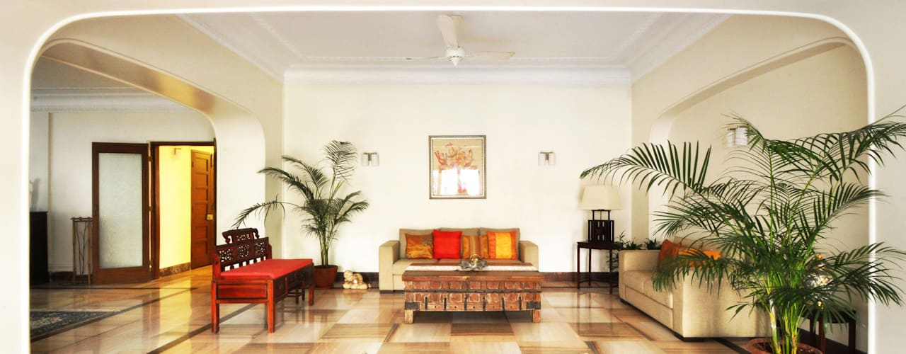 Dhruva Samal & Associates Living room