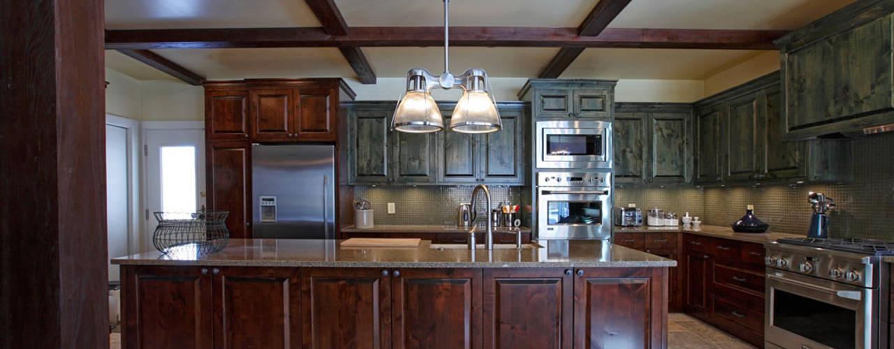مطبخ تنفيذ Unit 7 Architecture,
