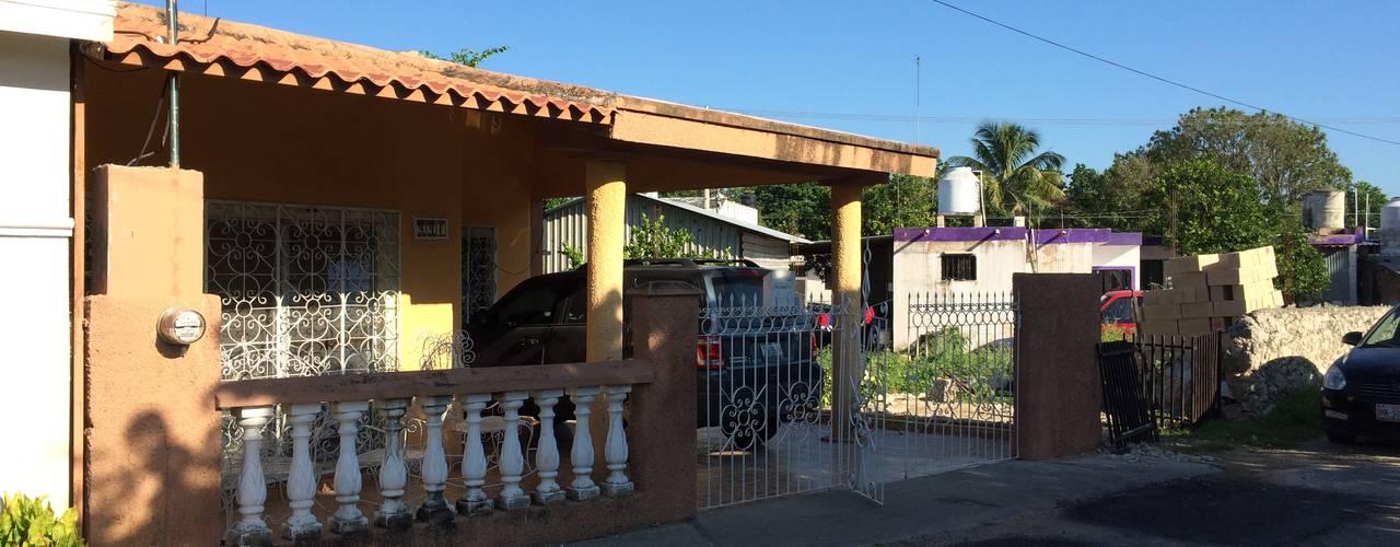 Nhà by Constructora Asvial - Desarrollador Inmobiliario