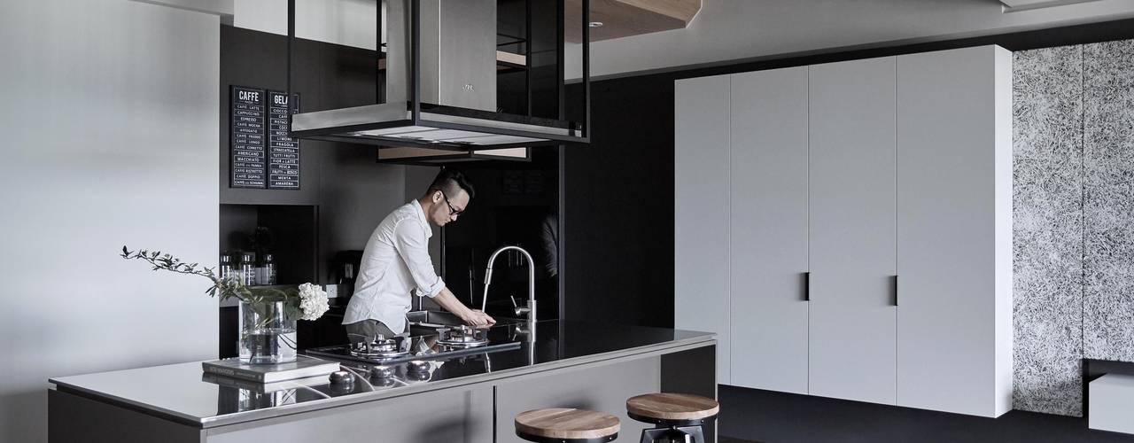 Кухни в . Автор – 寬度 空間設計整合