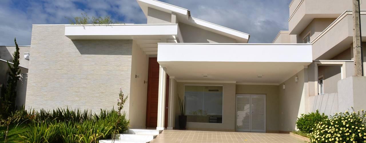 Residência Clean Casas minimalistas por Paula Ferro Arquitetura Minimalista
