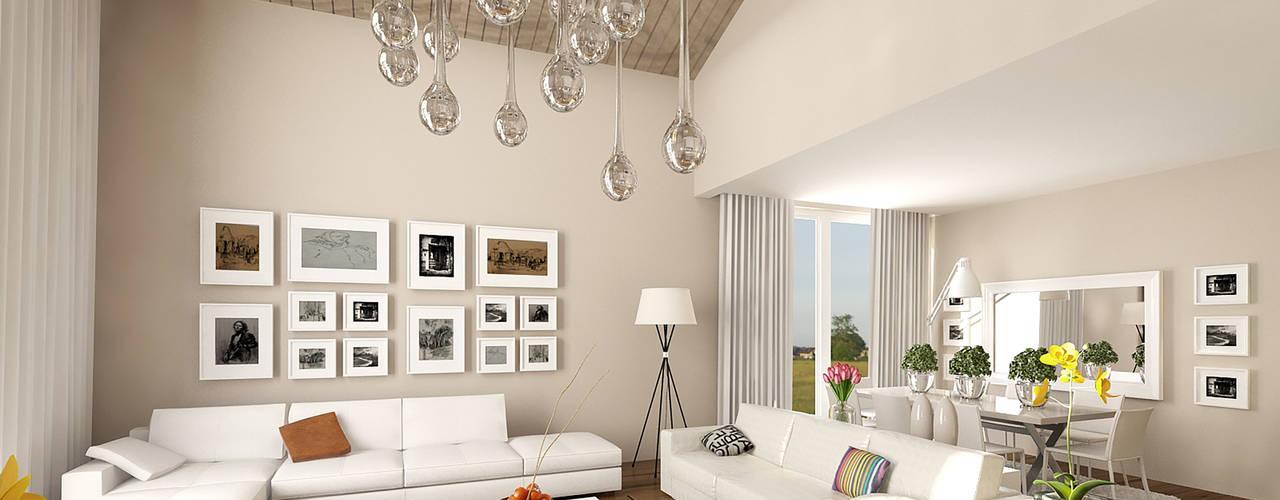 ELA PREMIUM 1 Modern Oturma Odası Pronil Modern