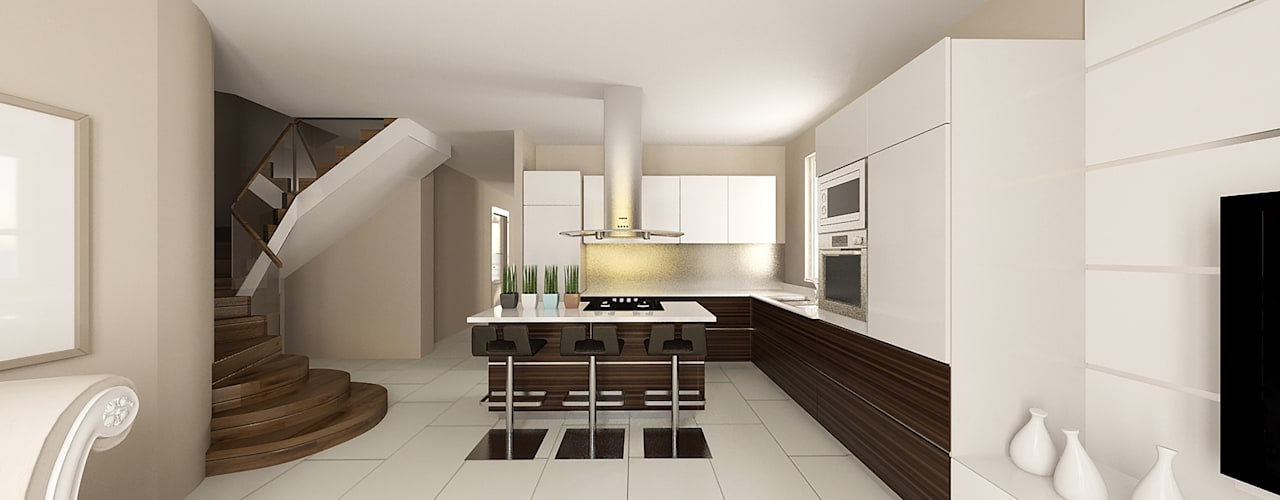 Kitchen by Pronil,
