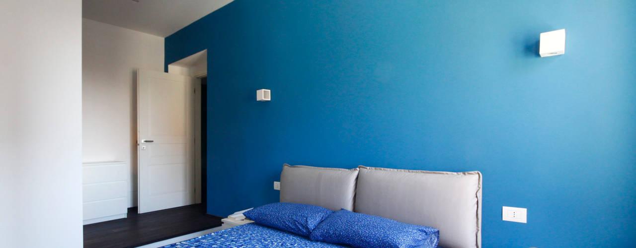 Dormitorios de estilo minimalista de Andrea Orioli Minimalista