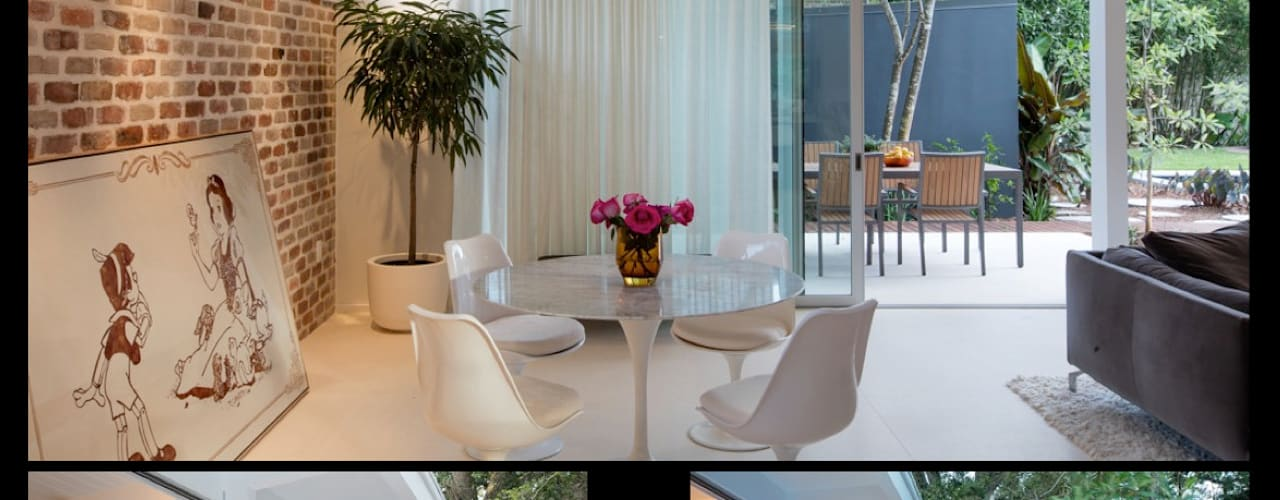 studioWTA Phòng khách