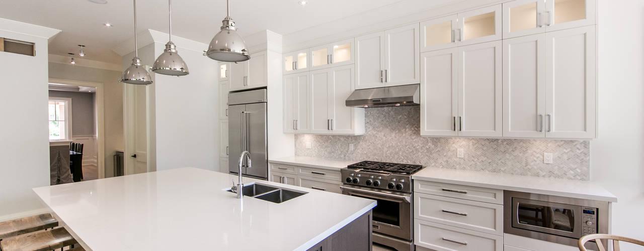 Wanita Rd Project Modern kitchen by Tango Design Studio Modern