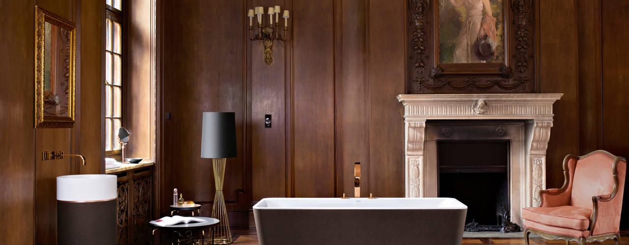 B Octagon de Villeroy & Boch galardonado con el premio iF Design 2016 Baños de estilo moderno de Villeroy & Boch Moderno