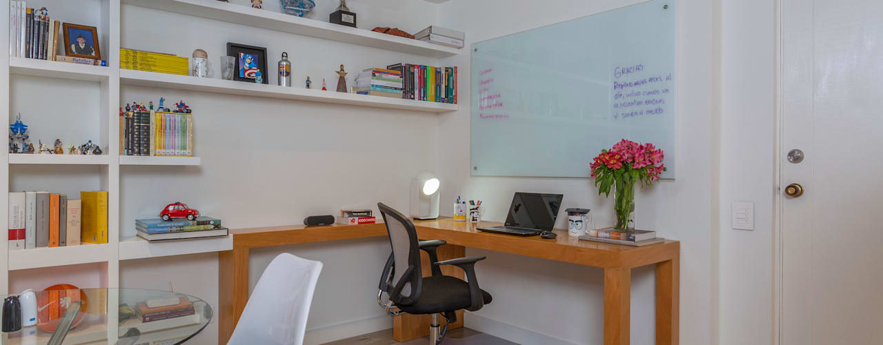 Рабочие кабинеты в . Автор – Bloque B Arquitectos