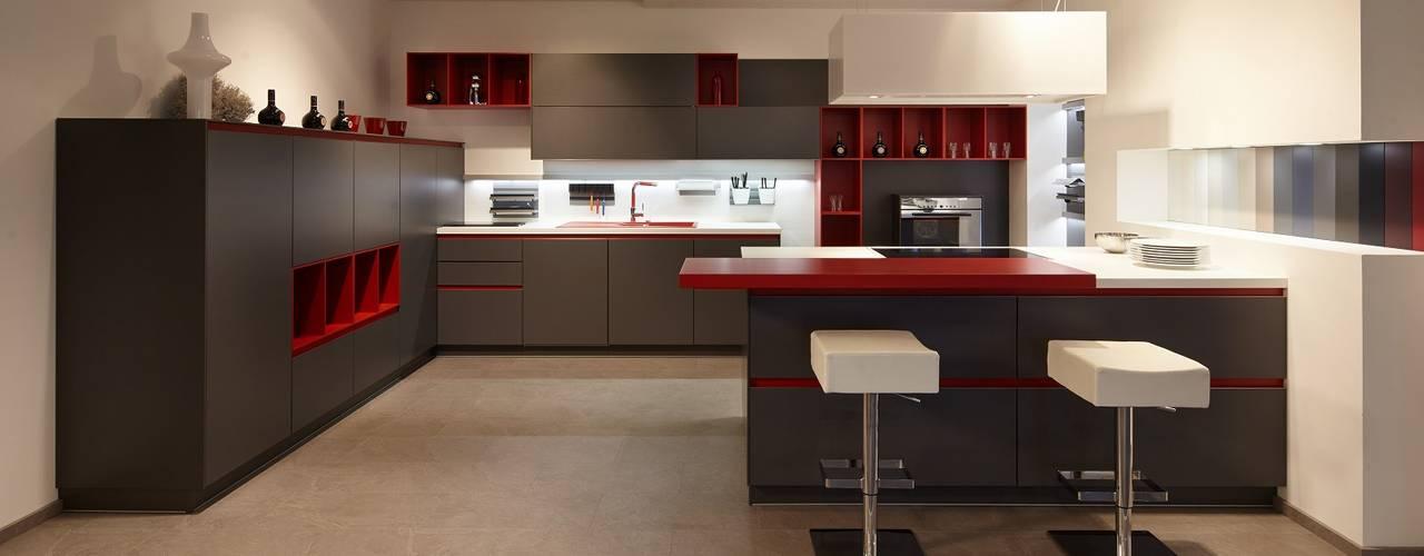Kitchen by Hehku, Minimalist