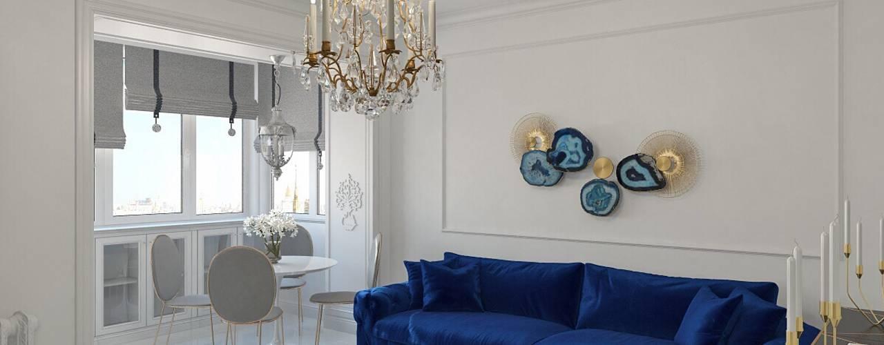 من Dots&points interior design studio إنتقائي