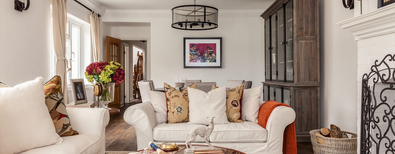 Iver by The White House Interiors Rustic