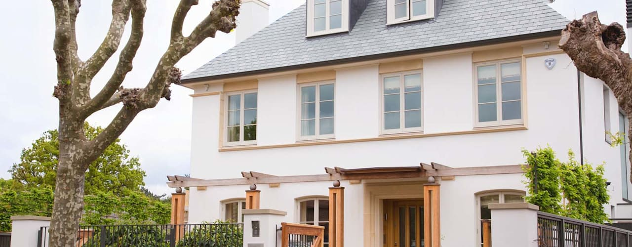 New Build Family Home in Wimbledon Andrew Harper Architects
