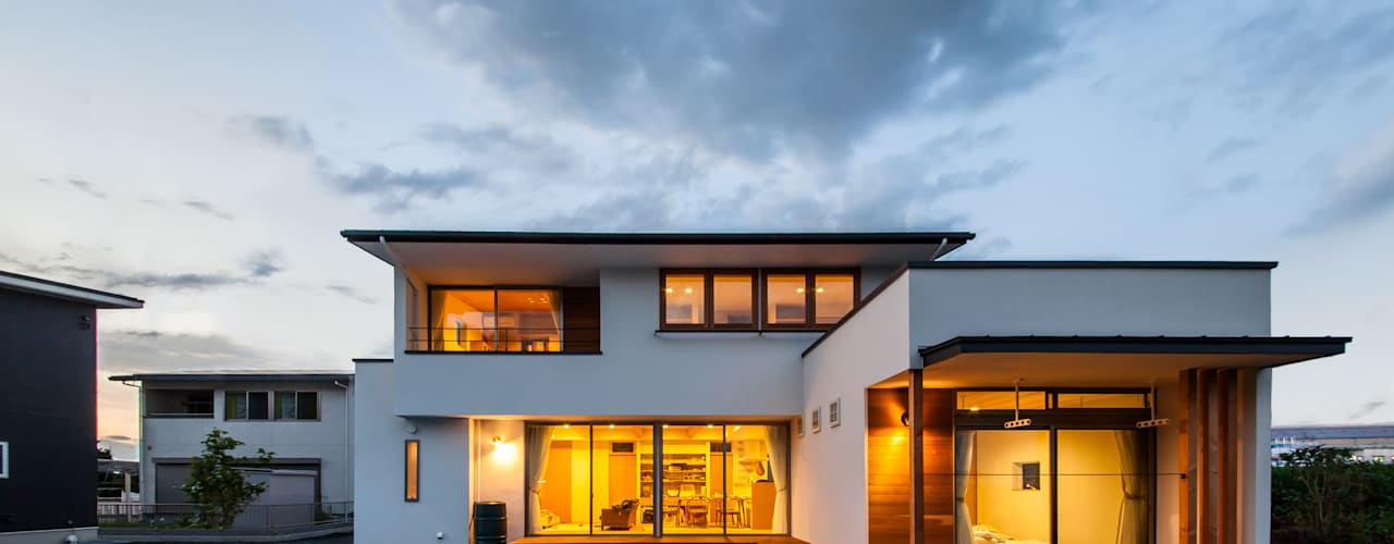 STaD(株式会社鈴木貴博建築設計事務所) บ้านและที่อยู่อาศัย