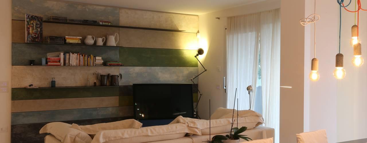 Salas / recibidores de estilo  por RO|a_, Minimalista