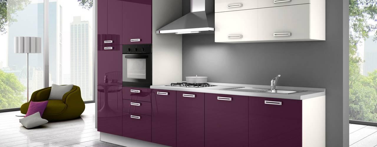 REYHAN MUTFAK I BANYO I DEKORASYON Modern style kitchen
