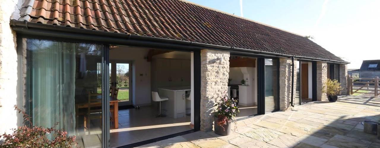 landelijke Huizen door IQ Glass UK