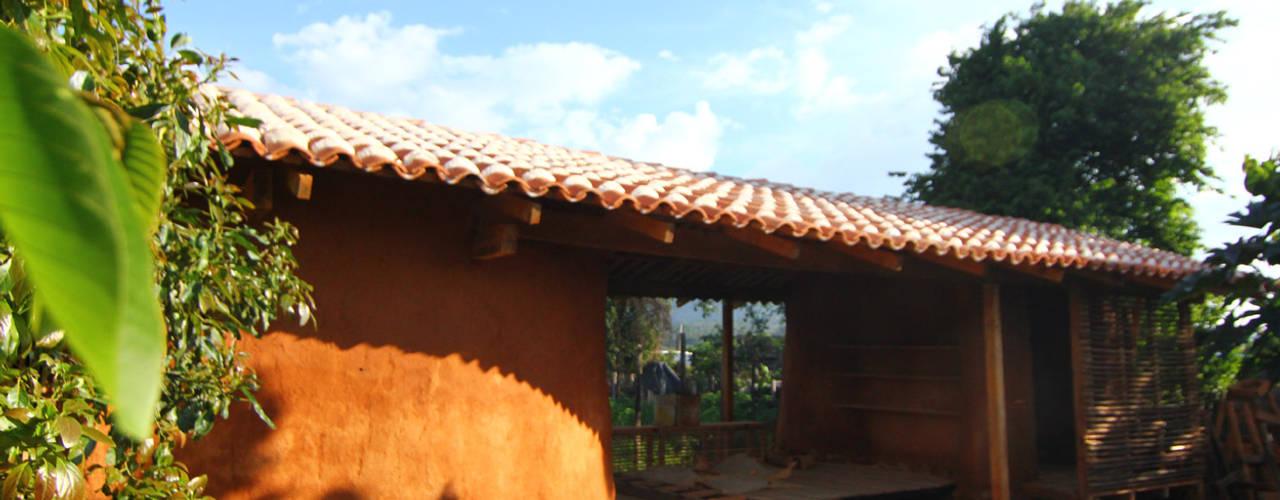 Amatenango del Valle / Programa VACA Casas rústicas de Juan Carlos Loyo Arquitectura Rústico