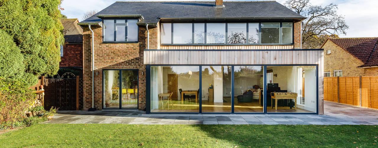 Projekty,  Domy zaprojektowane przez Adam Knibb Architects