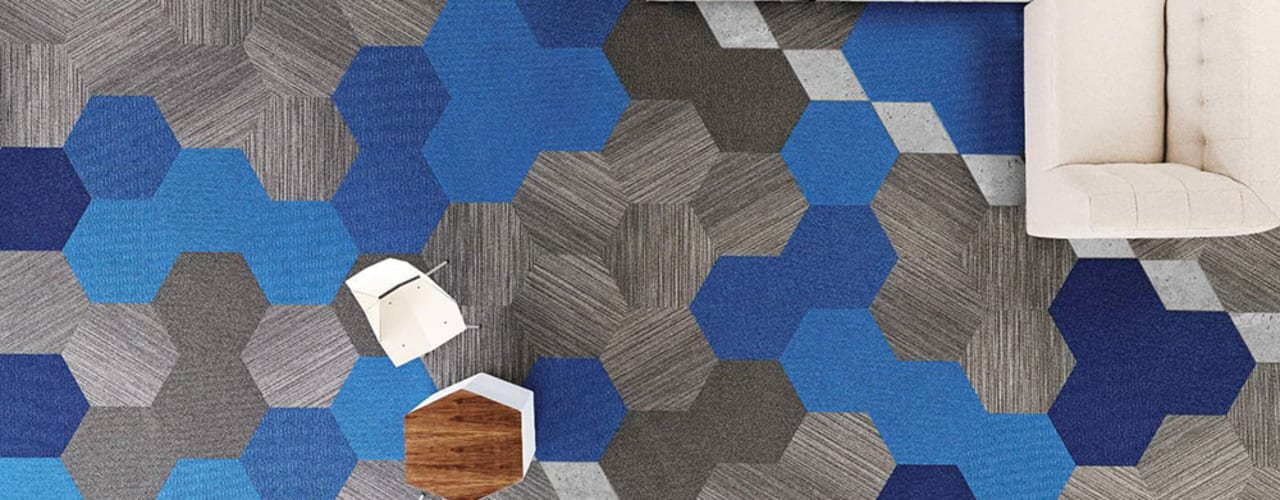 Carpet Tiles par Industasia Industriel