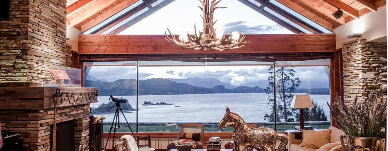 Modern Living Room by Sidoni&Asoc Modern
