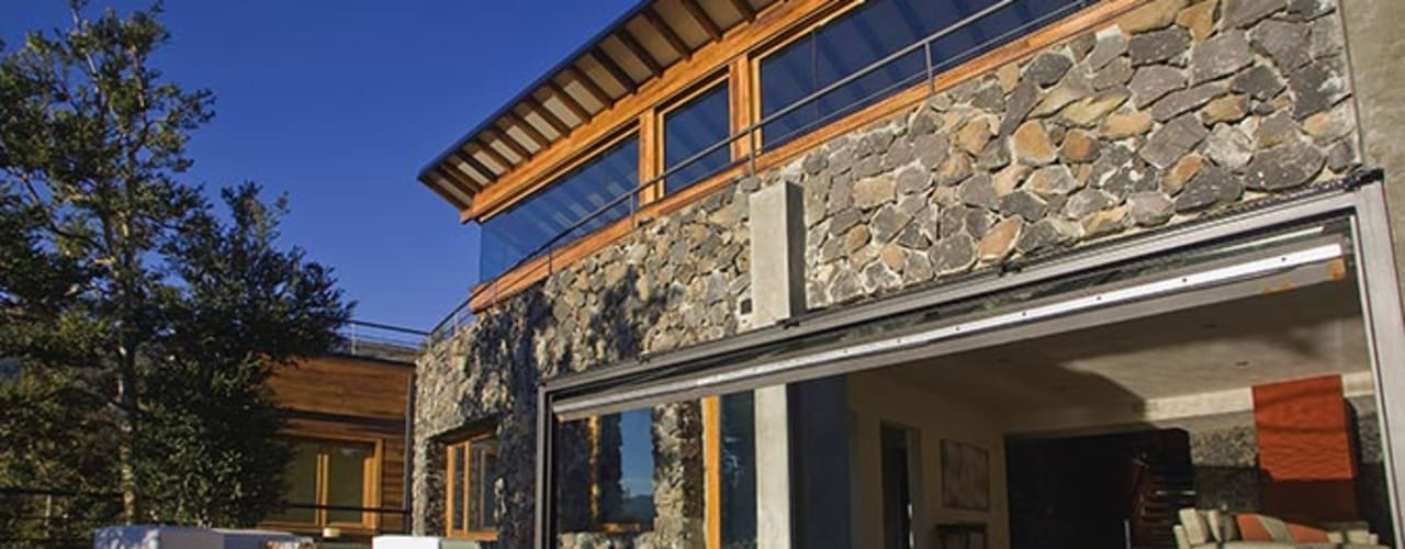 Casas de estilo moderno por Sidoni&Asoc