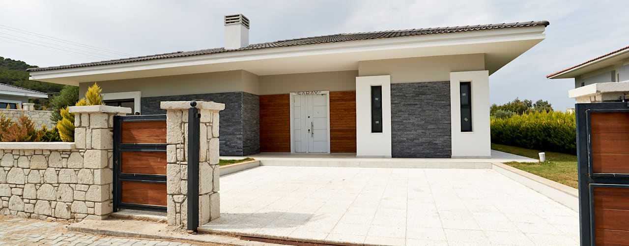 Modern houses by NAZZ Design Studio Modern