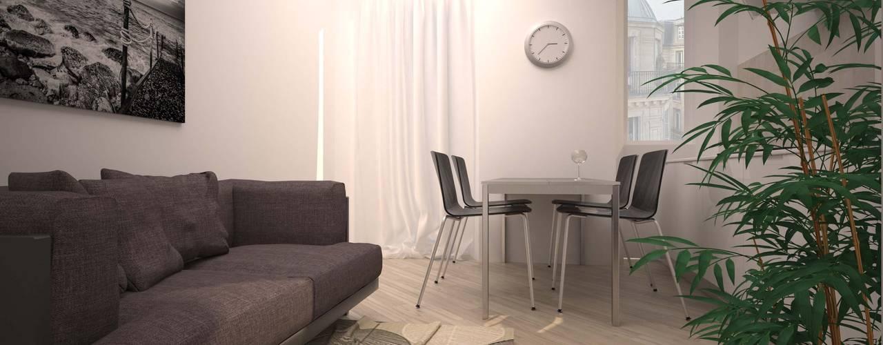 Salones de estilo  de LAB16 architettura&design,