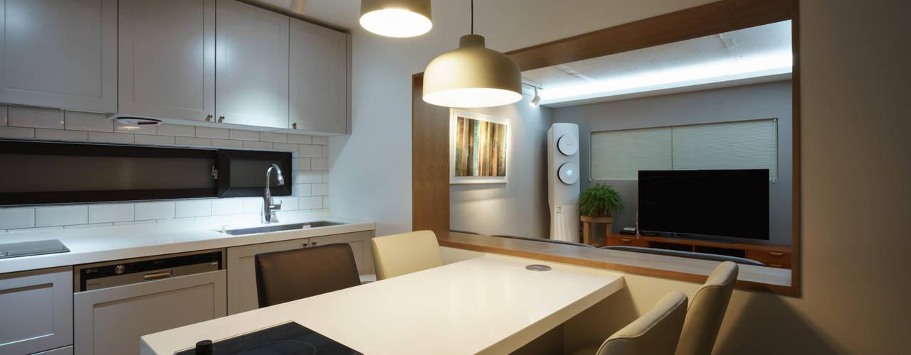 Ruang Makan by 공상플래닛