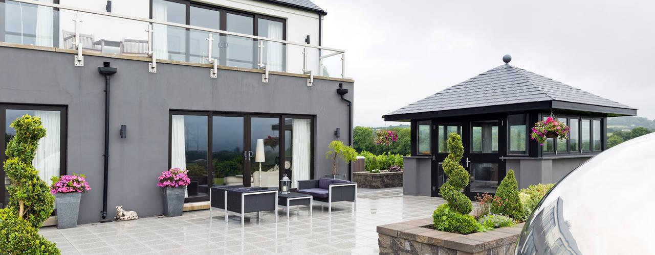 Dunadry House:  Houses by slemish design studio architects