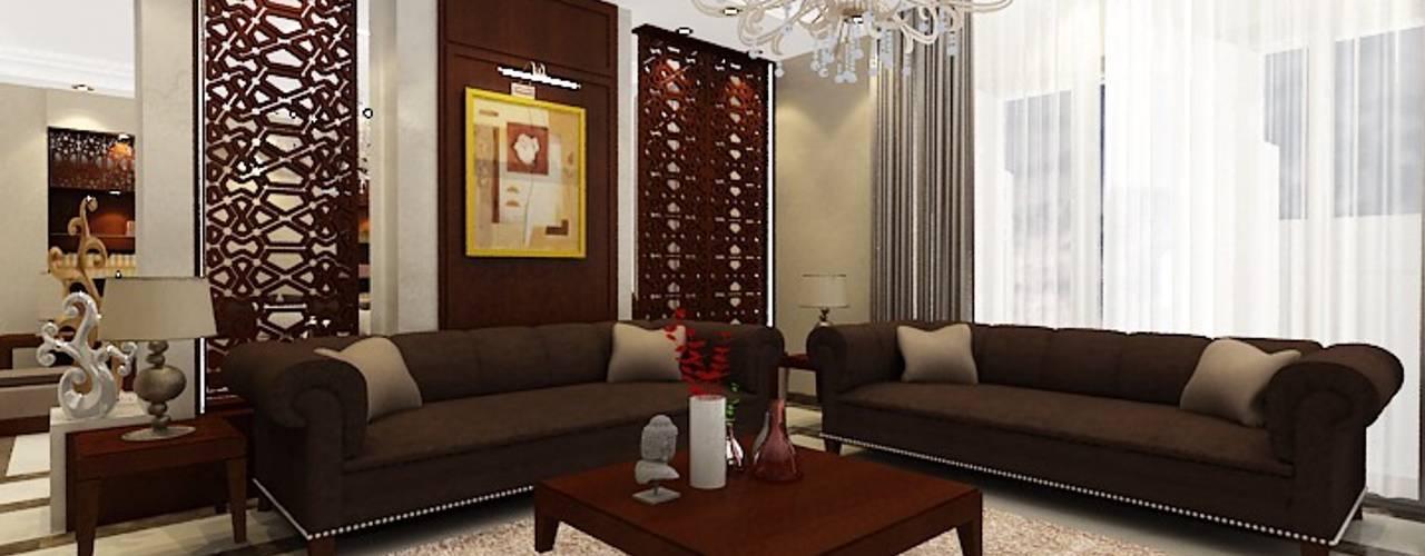 Klassische Wohnzimmer von الرواد العرب Klassisch