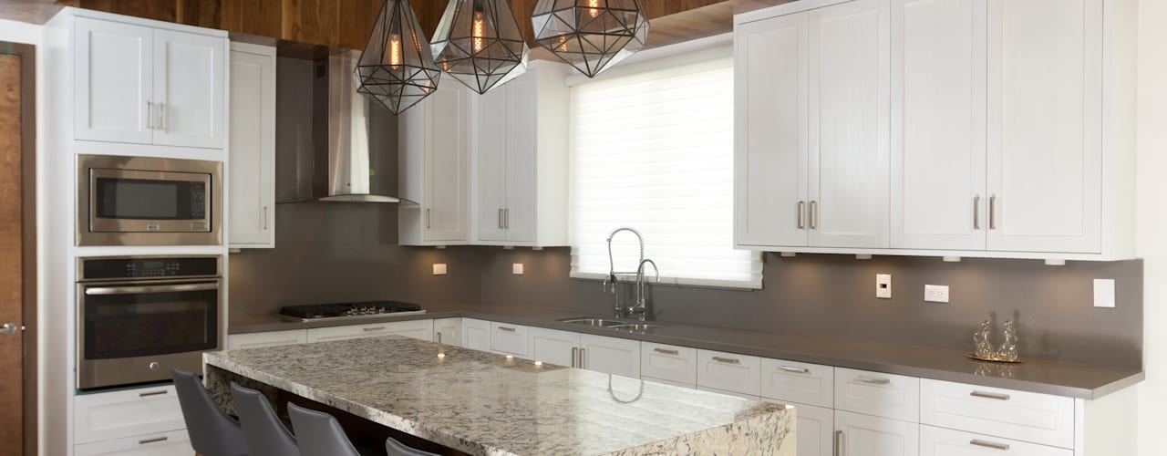 Moderne keukens van TAMEN arquitectura Modern