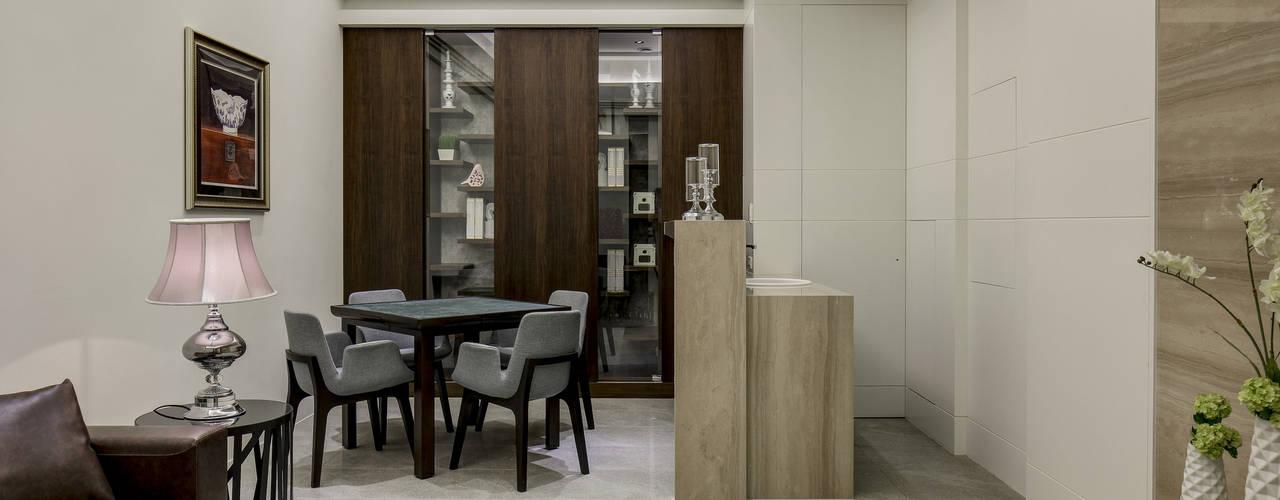 三代同堂度假別墅 根據 大荷室內裝修設計工程有限公司 現代風