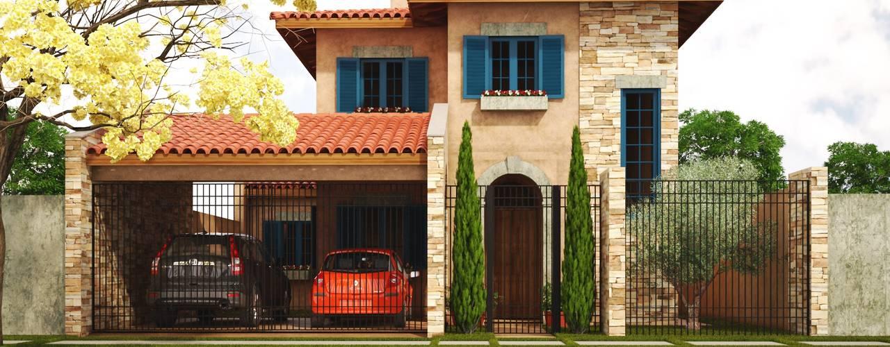 Houses by Leonardo Morato Arquitetura