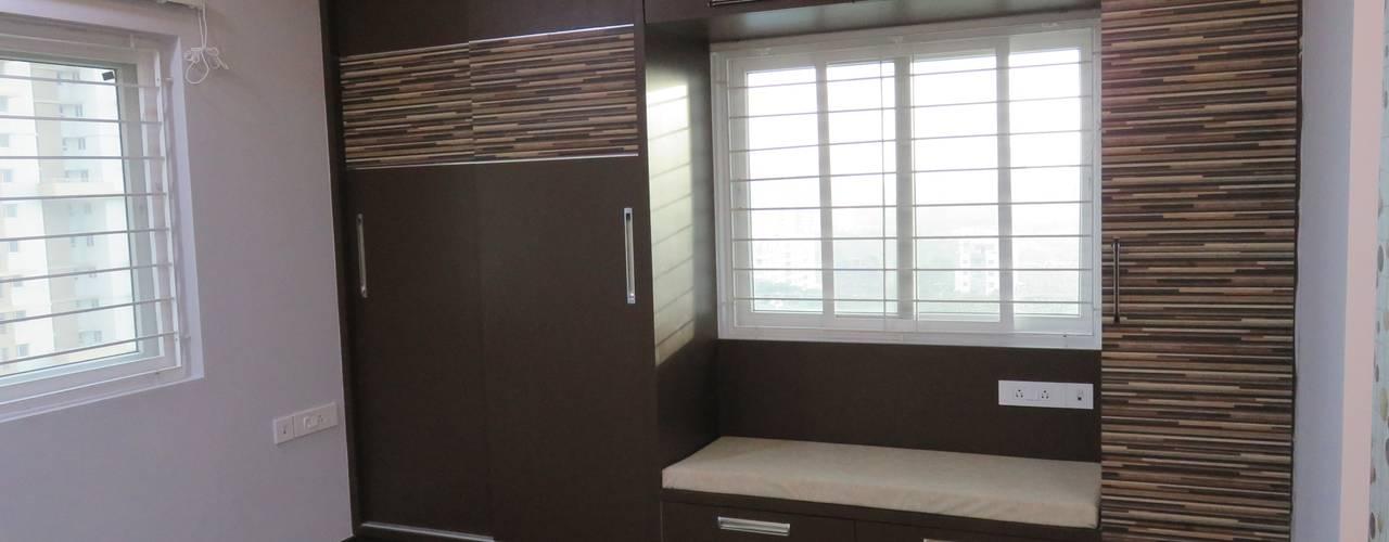 Dormitorios de estilo  por Bluebell Interiors