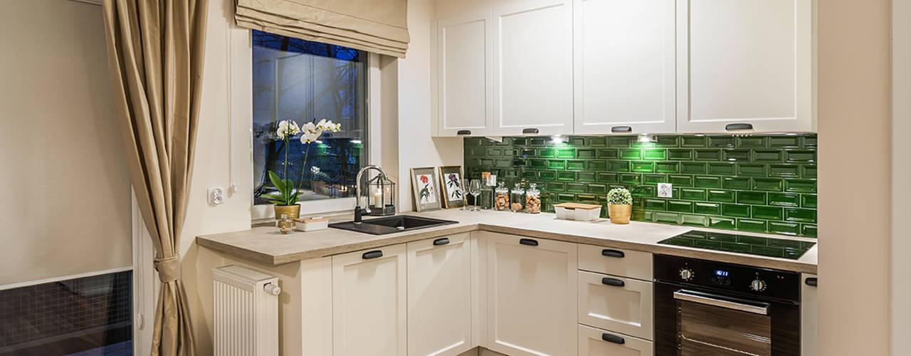 Ausgefallene Küchen von KODO projekty i realizacje wnętrz Ausgefallen
