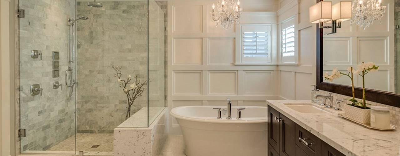 15 box doccia bellissimi da copiare - Profilo rivestimento bagno ...