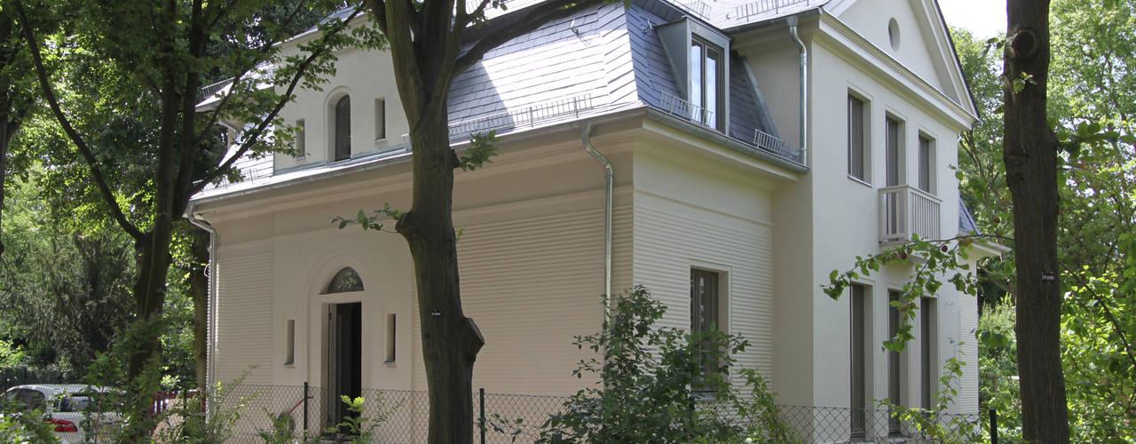 wellen:  Houses by brandt+simon architekten