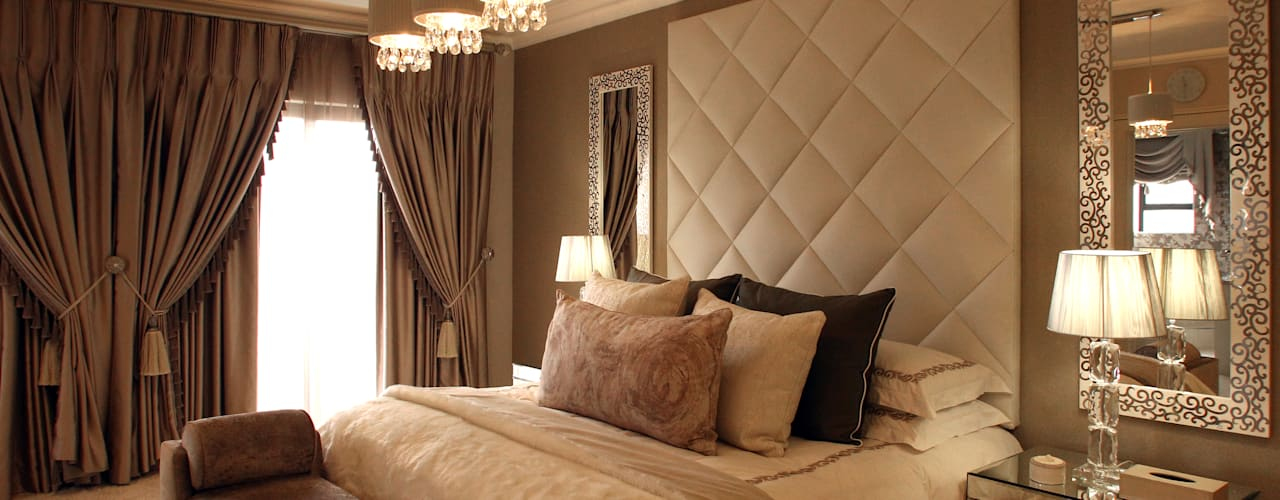 Guest Bedroom:  Bedroom by Tru Interiors