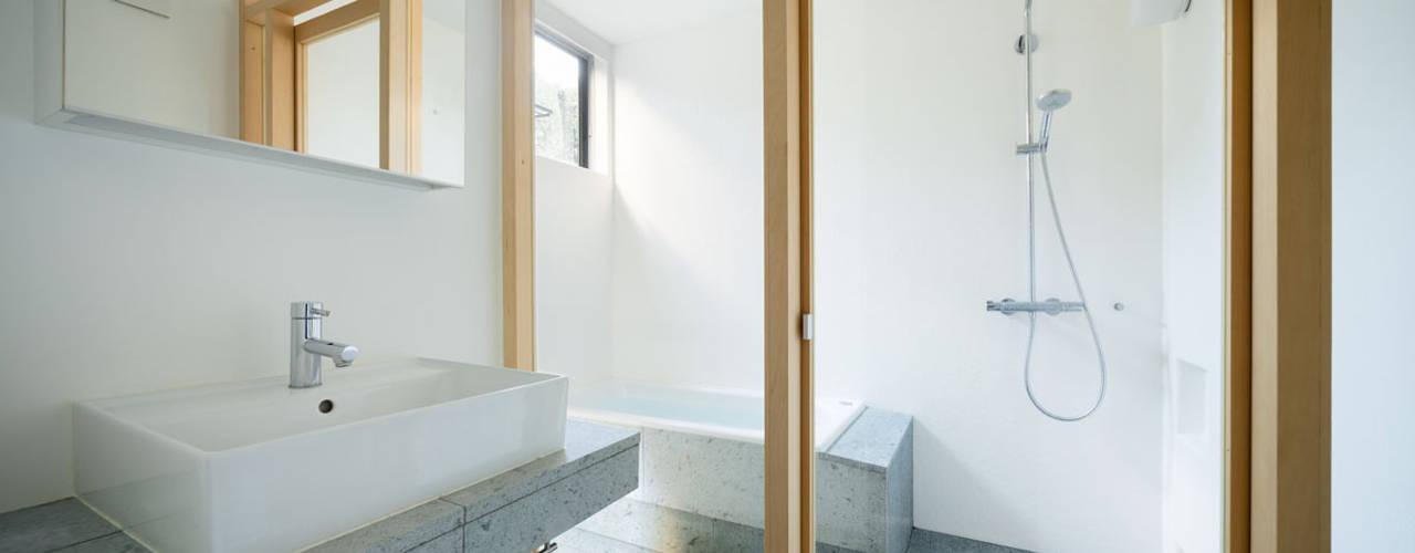 ディンプル建築設計事務所 Ванна кімната