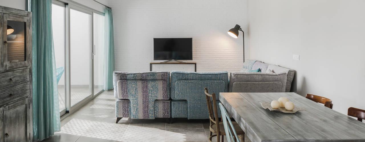 Гостиная в . Автор – FAQ arquitectura