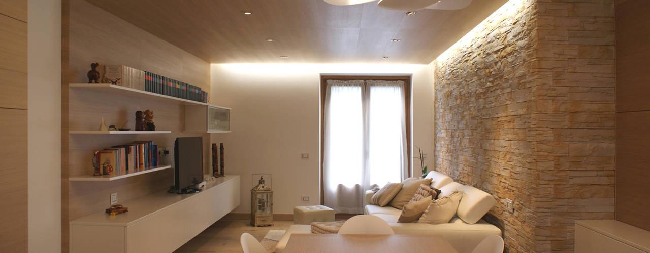 Living room by GRITTI ROLLO | Stefano Gritti e Sofia Rollo