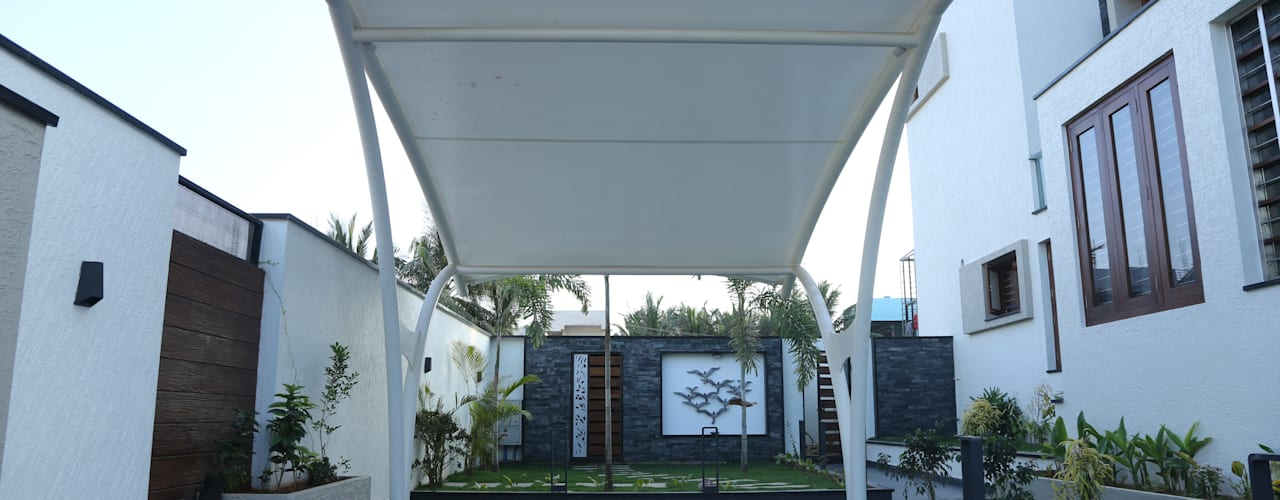 Garage Design Ideas For Indian Homes Homify